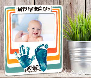 Delray Beach Father's Day Frame