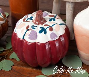 Delray Beach Fall Pumpkin Box
