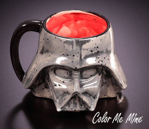 Delray Beach Darth Vader Mug