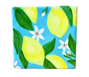 Delray Beach Lemon Square Tile