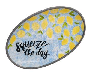 Delray Beach Lemon Platter