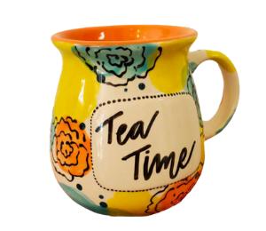 Delray Beach Tea Time Mug