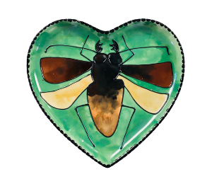 Delray Beach Titan Beetle Plate
