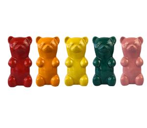 Delray Beach Gummy Bear Bank